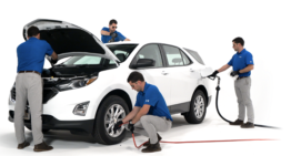 Startup Yoshi will fill your car with gas anywhere it's parked