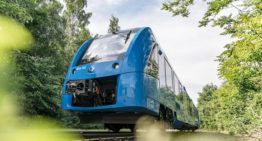 Germany rolls out world's first hydrogen trains
