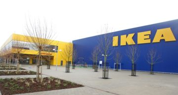 IKEA and Accenture are among the companies following Google's business strategy to remain afloat