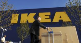 IKEA furniture will now be delivered by zero-emissions fleet