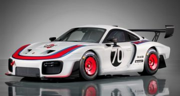 Porsche revives iconic 935 race car on its 70th anniversary
