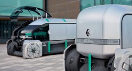 Renault introduces EZ-PRO concept for last mile delivery services