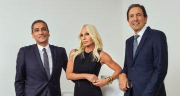 Michael Kors buys Italian luxury fashion house Versace for $2.1 billion