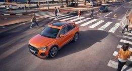 First Look at the 2019 Audi Q3 Crossover