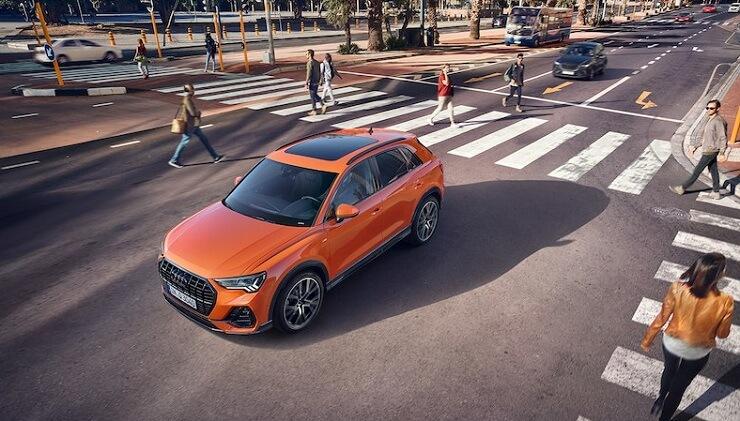 new Audi Q3 SUV