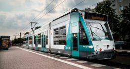 Siemens demonstrates power of world's first autonomous tram