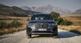 2019 BMW X7 features Cadillac Escalade size and Rolls Royce luxury