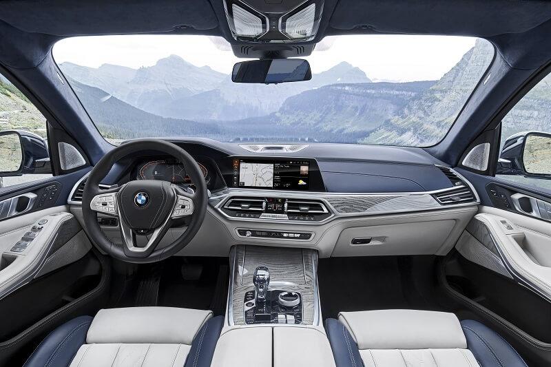 2019 BMW X7 3