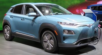 The 2019 Hyundai Kona is coming with more safety features