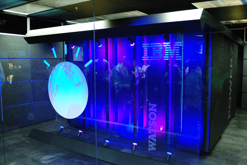 IBM Watson Artificial Intelligence Deloitte Study