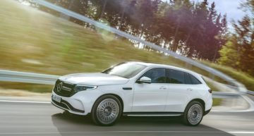 Mercedes-Benz EQC Makes Debut at 2018 Paris Motor Show
