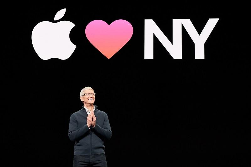 Apple worth one trillion dollars