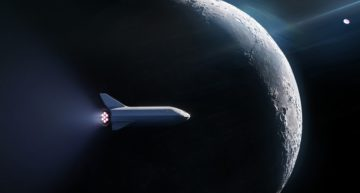 Elon Musk renames SpaceX's Big Falcon Rocket to 'Starship' for interplanetary trip