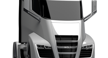 Tesla rival Nikola teases first zero-emission commercial truck for Europe