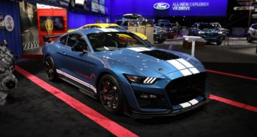 2020 Ford Mustang Shelby GT500: the quickest street-legal Ford in history