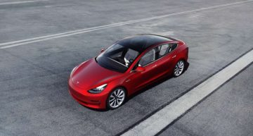 Telsa Model 3 Cleared For Deliveries in Europe