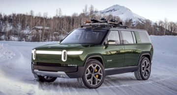 Tesla Rival Rivian Grow Forces with Amazon's $700M Investment