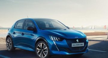 Peugeot e-208 Electric will cover 211 miles from 30 minutes DC charging