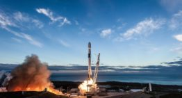 SpaceX test fires its next-gen rocket engine for Mars mission