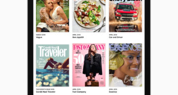 Apple launches Apple News Plus for quality content offering