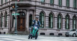 Electric Trike Joins the Ride-Sharing Micromobility Revolution