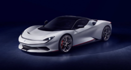 Pininfarina Battista debuts as the most powerful electric car with 1,900 HP