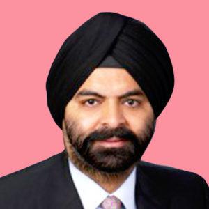influential asian-american CEOs Ajaypal Singh Banga