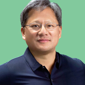 Inspiring Asian-American entrepreneur Jensen Huang