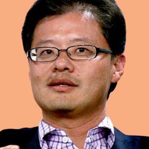 Inspiring Asian-American entrepreneur Jerry Yang