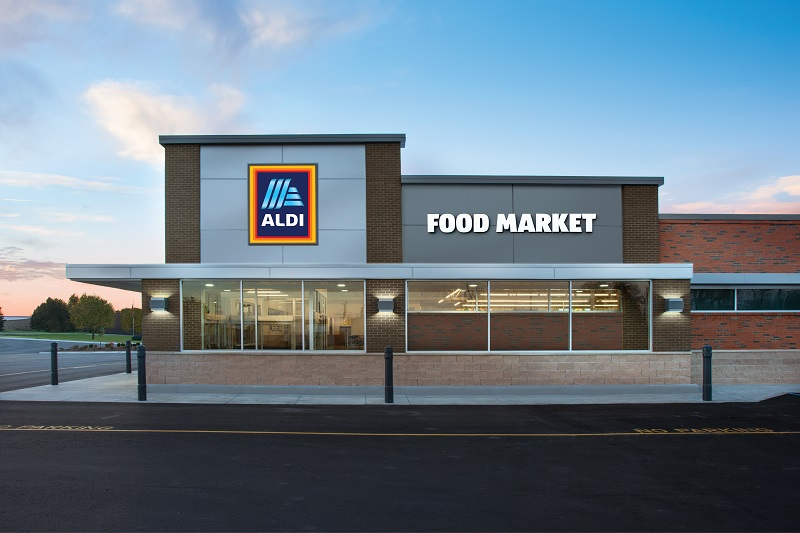 Aldi discount supermarket chain