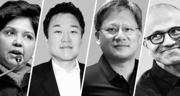 13 Inspiring Asian-American industry leaders