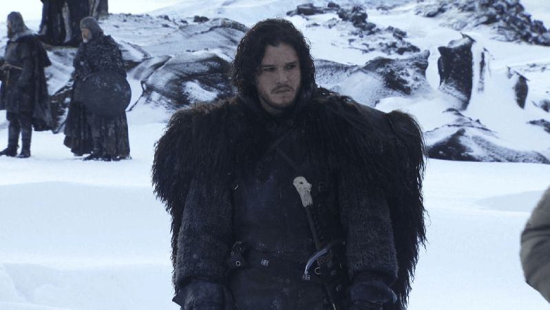 Jon Snow GOT costumes