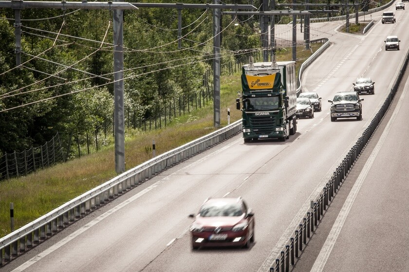 Germany electric highway