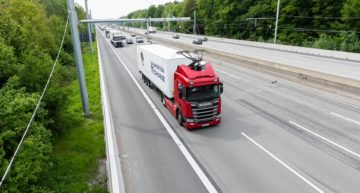 Germany joined the ranks of Sweden and opened its first electric highway