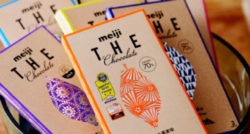 "Meiji's Bean-to-Bar Concept makes ""The Chocolate"" a massive hit"