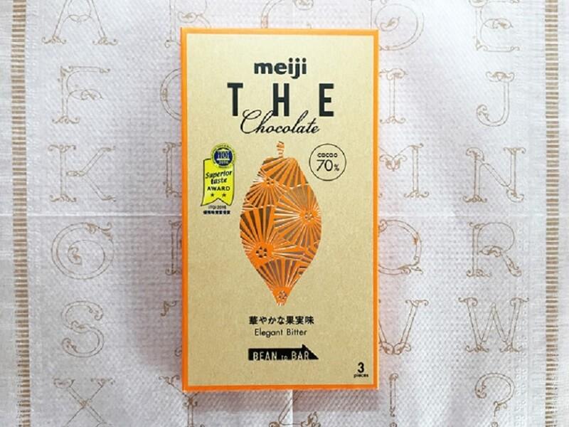 meiji the chocolate