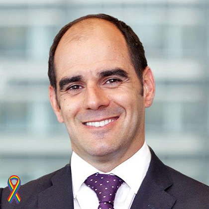 António Simoes Influential queer industry leaders