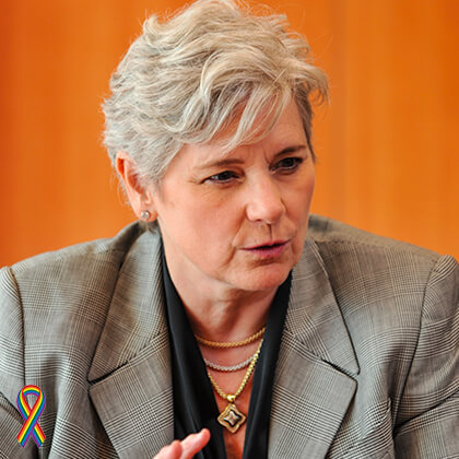 Claudia Brind-Woody - Influential queer Industry Leaders