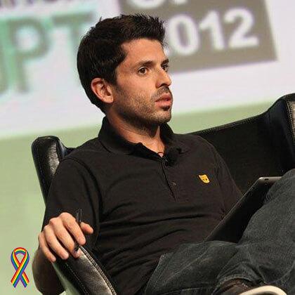Joel Simkhai - Influential queer Industry Leaders
