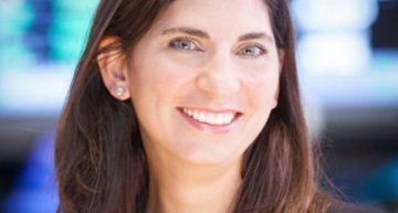Stacey Cunningham – from summer intern to first NYSE female president