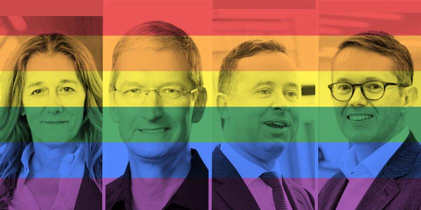 Influential queer Industry Leaders