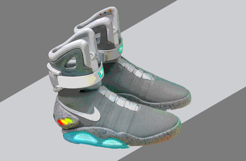 Nike Air Mag - most expensive sneakers in the world