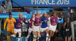The US Soccer Team's Battle against Gender Pay Gap Continues after World Cup Win