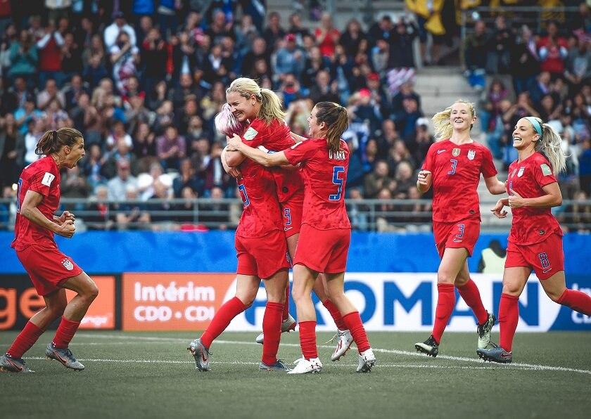 gender pay gap in soccer
