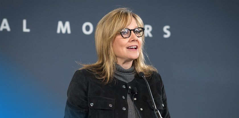 leadership lessons from Mary Barra