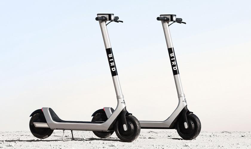 Bird - top mobility companies