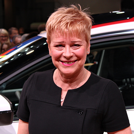 influential women leaders in auto industry