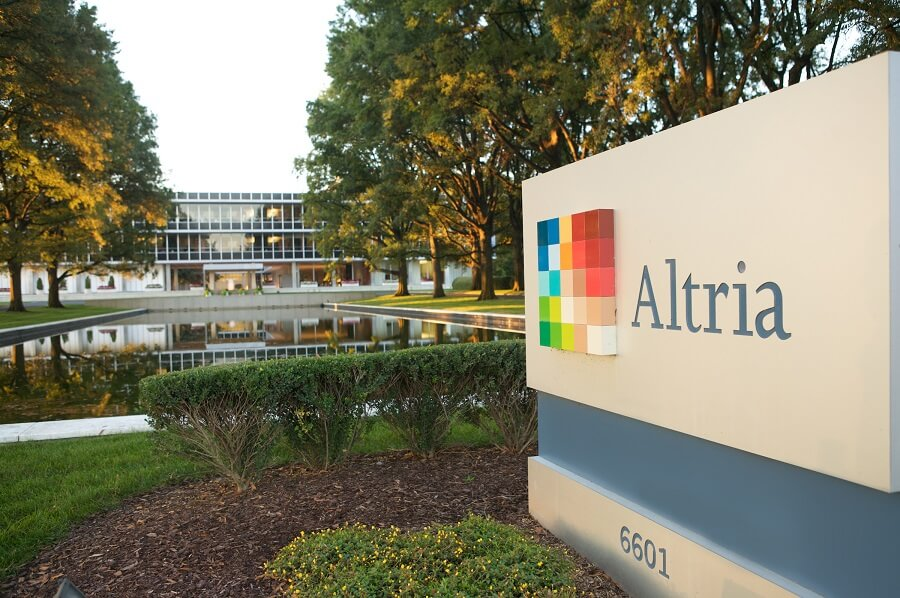 Altria PMI remerger