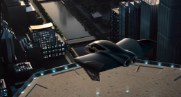 Porsche and Boeing join hands to develop flying electric car