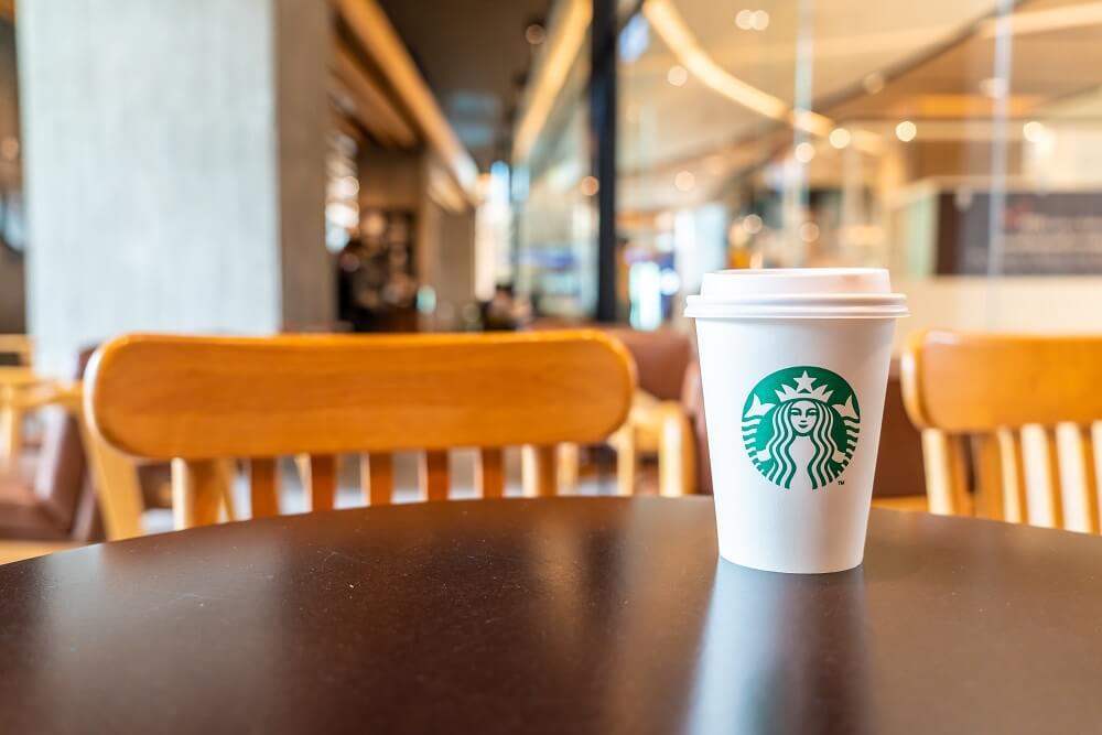 Starbucks largest store